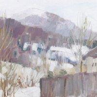 zimowy smerek