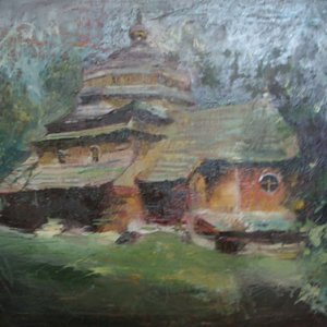 Cerkiew w Uluczu