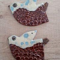 ptaki bieszczady ceramika