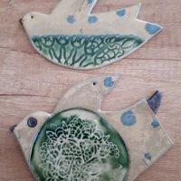 ptaki bieszczadzki ceramika