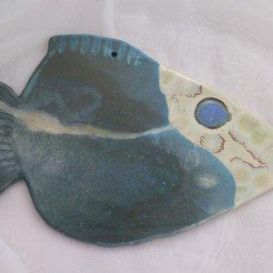 ceramiczna ryba